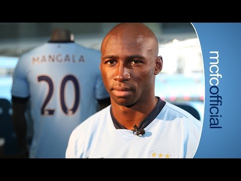 ELIAQUIM MANGALA | THE FIRST INTERVIEW