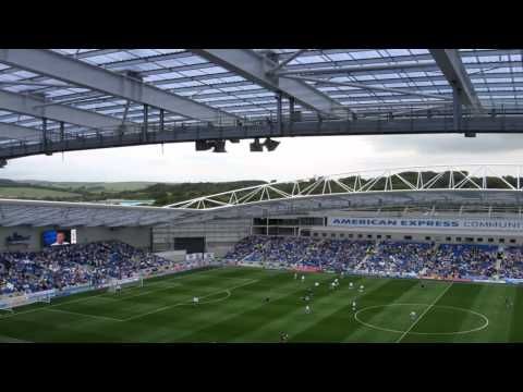 American Express Community Stadium Brighton East Sussex