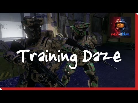 Training Daze – Episode 5 – Red vs. Blue Season 12 thumbnail