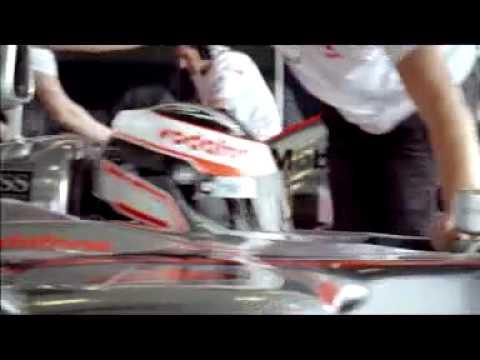 Lewis Hamilton vs. Fernando Alonso | Vodafone McLaren Mercedes F1 Commercial