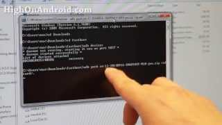 How to Copy Files Over to your Android In a Bootloop with No OS using ADB!
