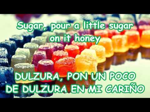 Sugar Sugar - The Archies - [letra En Ingles Y Español] video