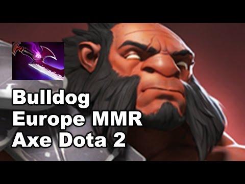 AdmiralBulldog Silver Edge Axe Europe MMR Dota 2
