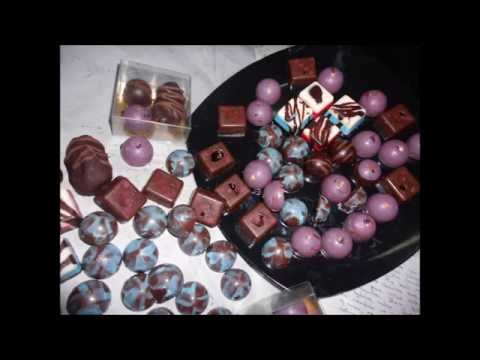 How to Make a Simple Chocolate Praline at Home