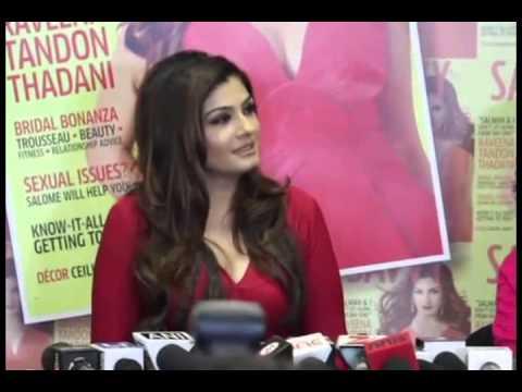 Raveena Raveena Tandon Casting Aamir Khan & Salman Khan in Andaz Apna Apna 2 !