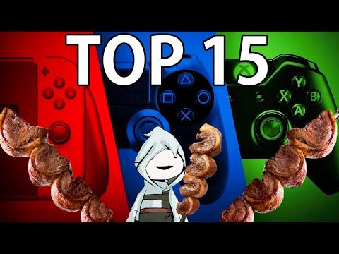 Meu Top 15 Games da Geração PS4/Xbox One/Switch (2013-2020)