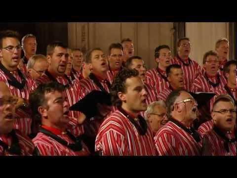 Lichtstad met uw Paarlen Poorten - Urker Mannenkoor 'Hallelujah'