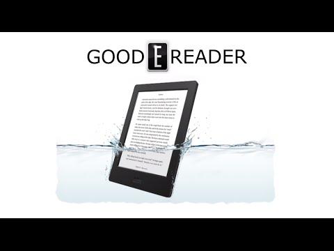 Kobo Aura H2O e-Reader  Review