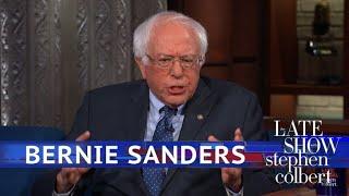 Sen. Bernie Sanders: Democratic Socialist Ideas Are Mainstream