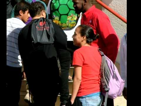 For one day last week, nearly 250 students from four San Diego area high ...