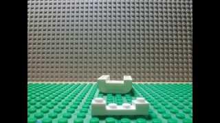 как сделат машину из лего2. Мебель