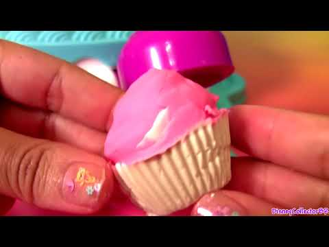 Play Doh Cake Makin' Station Bakery Playset Make Frosting Cupcakes Sweet Shoppe by Disneycollector