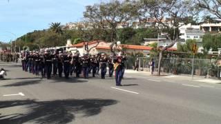 1st Marine Division Band - 2011 Dana Point Parade