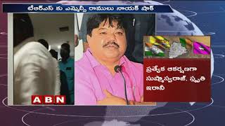 All Set for Ramulu Naik's Congress Entry  Secret Discussions with Revanth Reddy  ABN Telugu