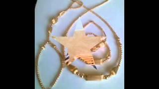 Gold Beaded Jewelry