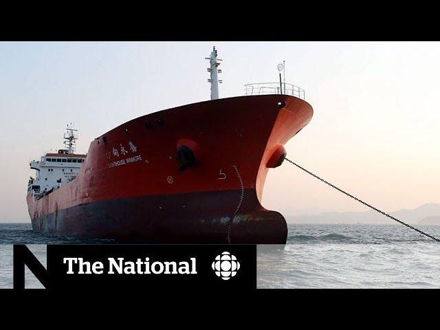 China denies secret oil sales to North Korea