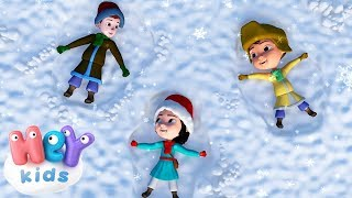 Joy to the World 🎅Christmas Songs for Kids 🎄HeyKids