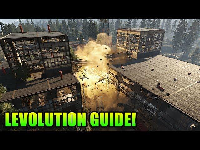 Как сделать Levolution (тотальное разрушение) в Battlefiled 4 на всех картах