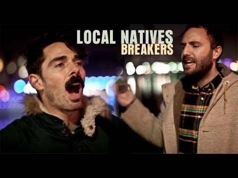 Local Natives - Breakers (acoustic)