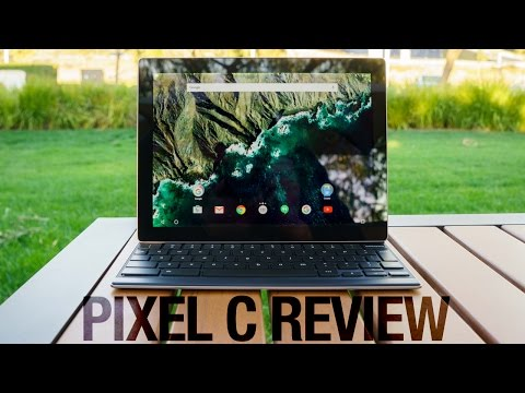 Pixel C Review: The New Android Tablet King
