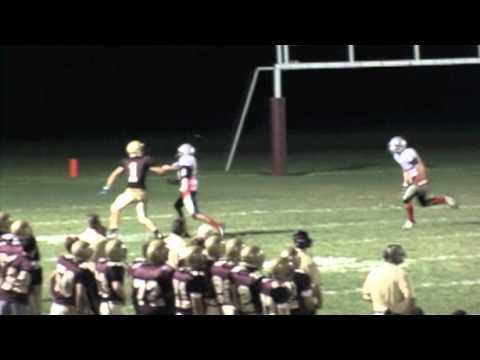 Taylor Briggs DB/ WR #42 /Cardinal Ritter High School/ Football