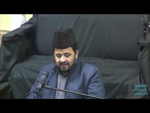 Ashra Majlis - Maulana Rizwan Haider 10/07 1439/2017