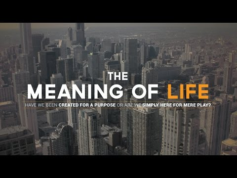 The Meaning Of Life ᴴᴰ By Khalid Yasin video