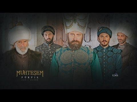Muhteşem yüzyıl - Magnificent men (юмор)