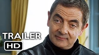 Johnny English 3 Official Trailer #1 (2018) Rowan Atkinson Comedy Movie HD