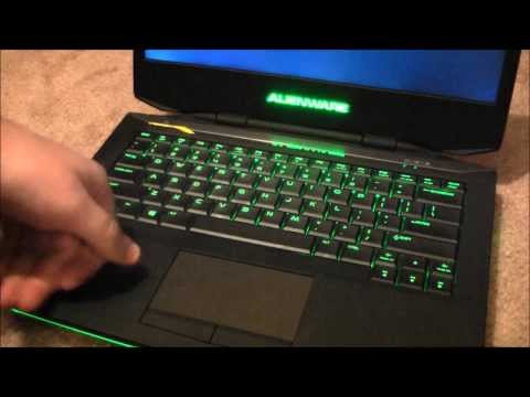 Alienware 14 Gaming Laptop Review! With Gameplay!