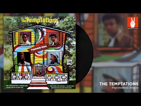 Temptations - You Make Your Own Heaven and Hell Right Here On Earth