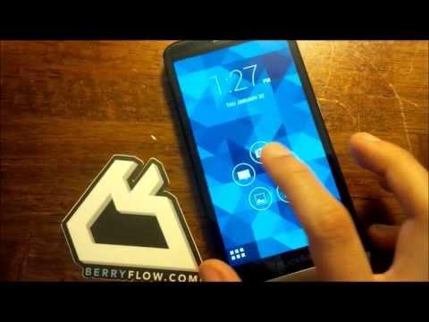 Как запустить андроид на Blackberry Z30?  - BlackBerry Z30