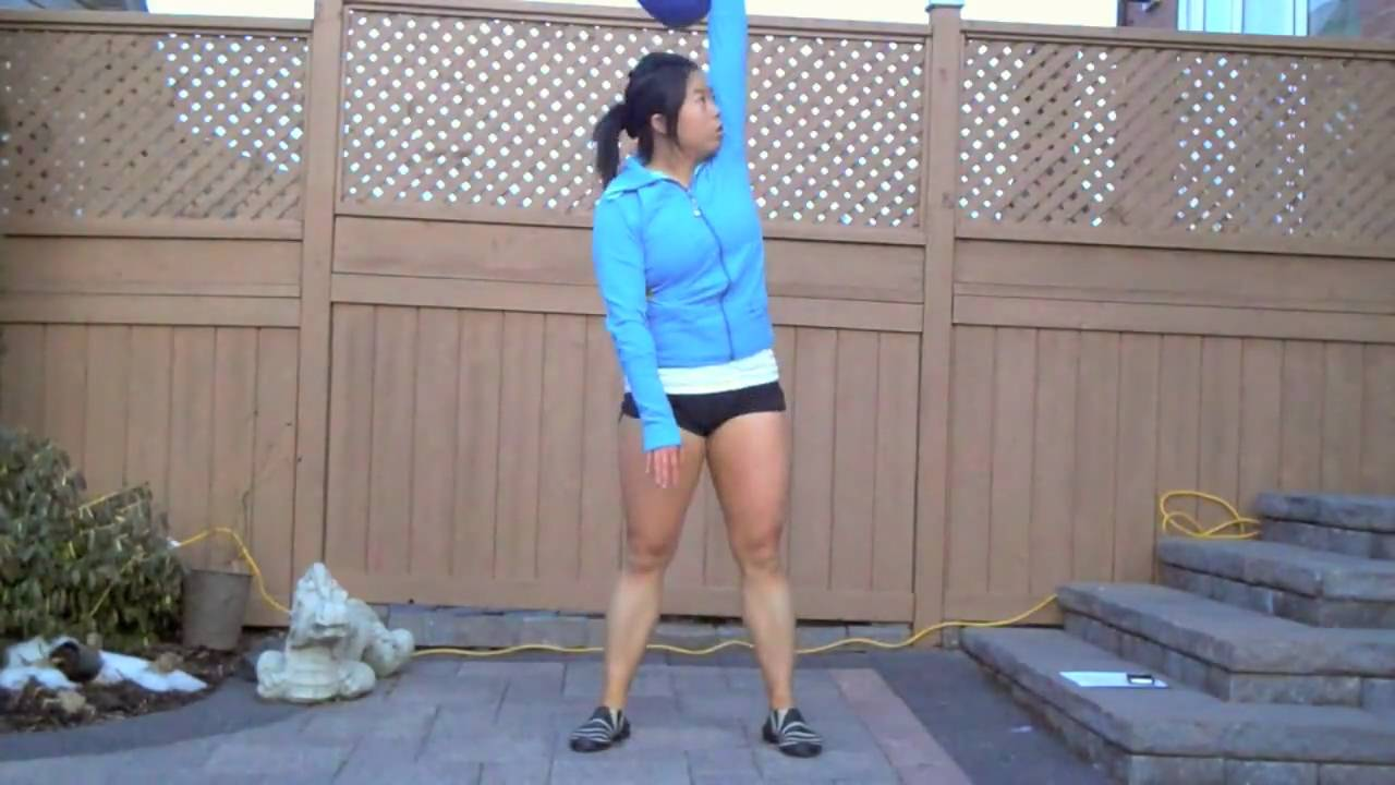 Lady Spartacus Workout - YouTube