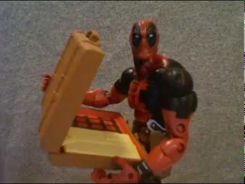 Deadpool s Comic Con Song (Parody)!