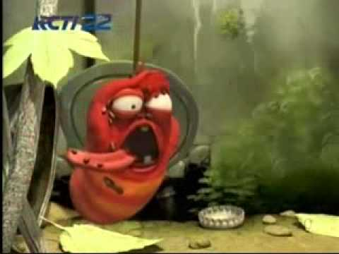 Film Kartun Larva Terlucu video