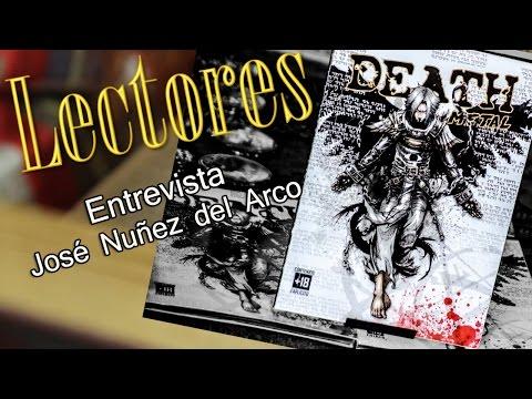Lectores: Entrevista José Nuñez del Arco - Death Metal