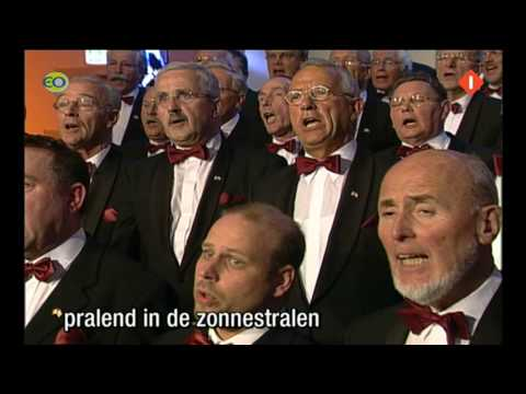 download lagu Op De Grote Stille Heide, Groot Nederlan gratis