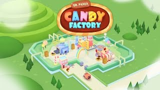 Dr. Panda Candy Factory - Best iPad app demo for kids - Ellie