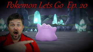Pokemon Lets Go ep 20 Family Gaming