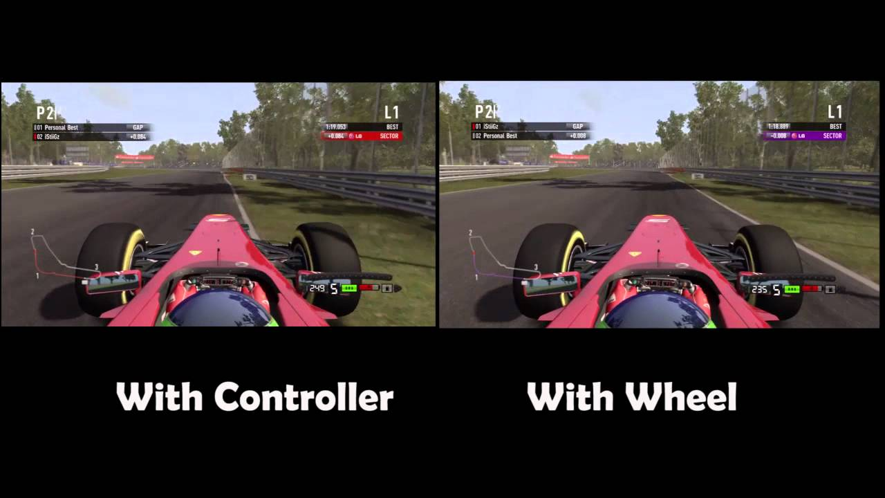 Ps3 Steering Wheel Steering Wheel Comparison