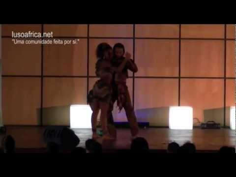 3º Par Vencedor Concurso Kizomba Africa A Dançar 2012 video
