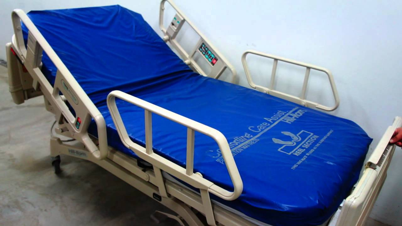cama clínica gay