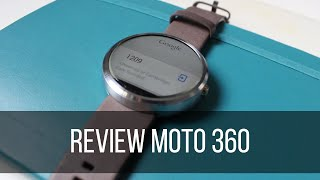Review Moto360 - Smartwatch Android Wear - Voievozii - F64
