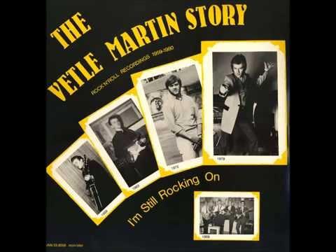 Vetle Martin: Rock that boogie/Crazy girl.