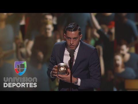 Ni Messi ni Cristiano: el Balón de Oro es para... ¡Rogelio Funes Mori!