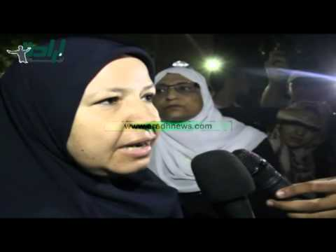 زوجة البلتاجي: لن يزول الإنقلاب إلا إذا تجمعنا كلنا مرة آخري