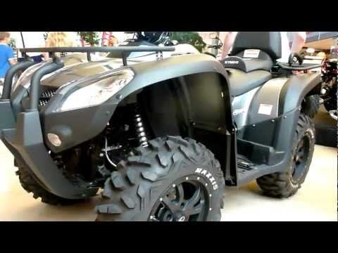 Kymco MXU 500 IRS DX 500 Quad 2011 * see also Playlist