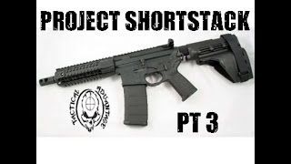 Building the Ultimate Lightwieght AR Pistol, Pt 3, Mako MWG Magwell Grip and Useful Stippling