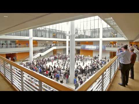 Uptown Funk Flashmob Dance: Mba Version video