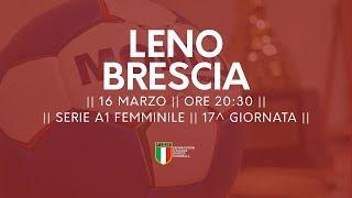 Serie A1F [17^]: Leno - Brescia 25-14